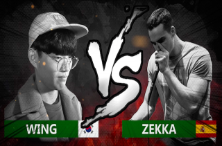 WING VS Zekka # Hot n Cold,你喜欢哪种风格