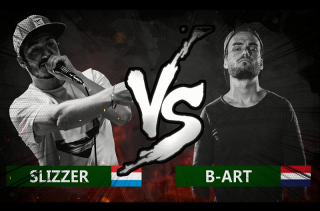 SLIZZER VS B-ART | 半决赛 | World Beatbox Classic